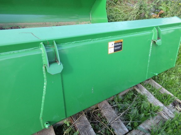 2016 John Deere BW15273 Bucket For Sale