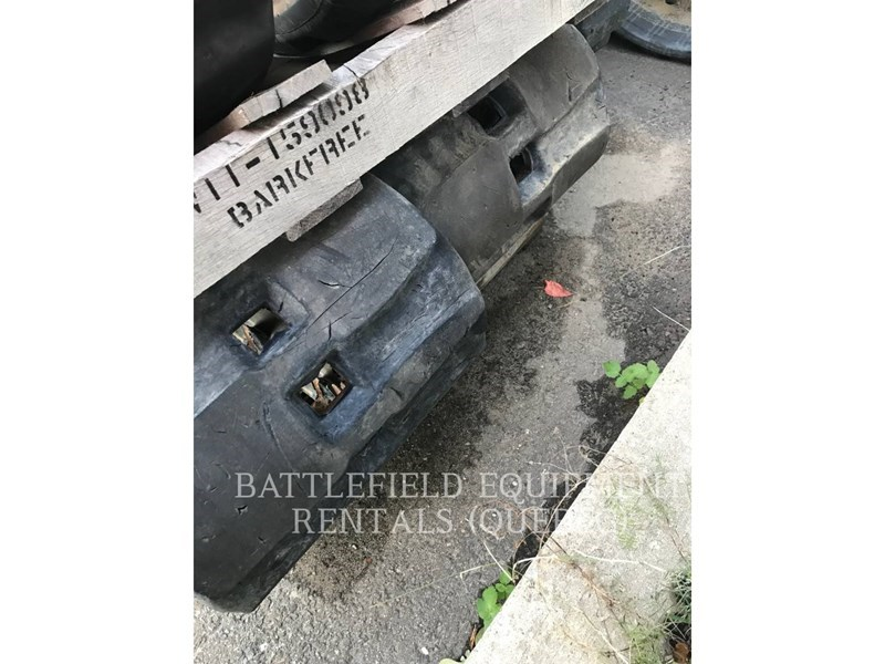 2016 Caterpillar RUBBER TRACKS FOR CTL 259D Image 4
