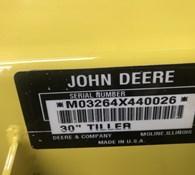 John Deere Lawn Mower Tiller Thumbnail 6