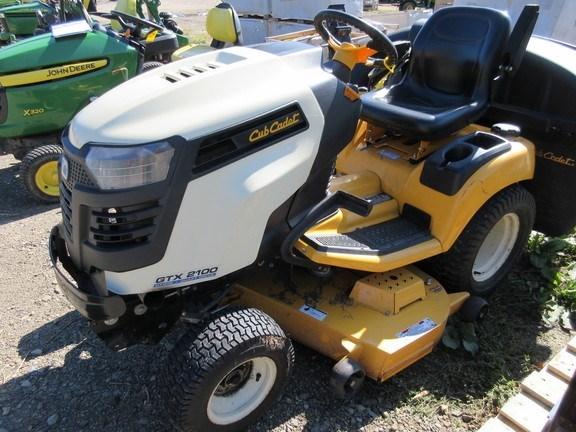2014 Cub Cadet GTX2100 Lawn Mower For Sale