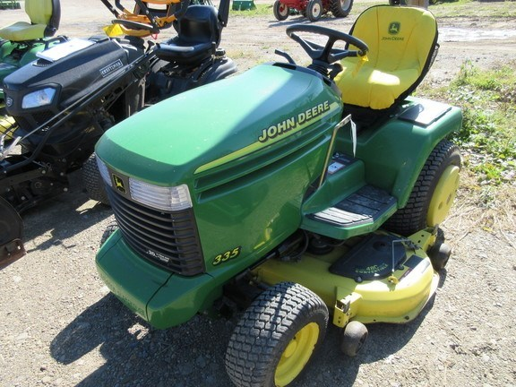 2001 John Deere 335 Lawn Mower For Sale