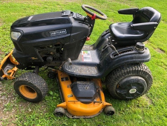 2012 Craftsman 7400 Pro Series Lawn Mower For Sale
