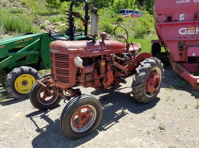 International Farmall A Tractor - Compact For Sale