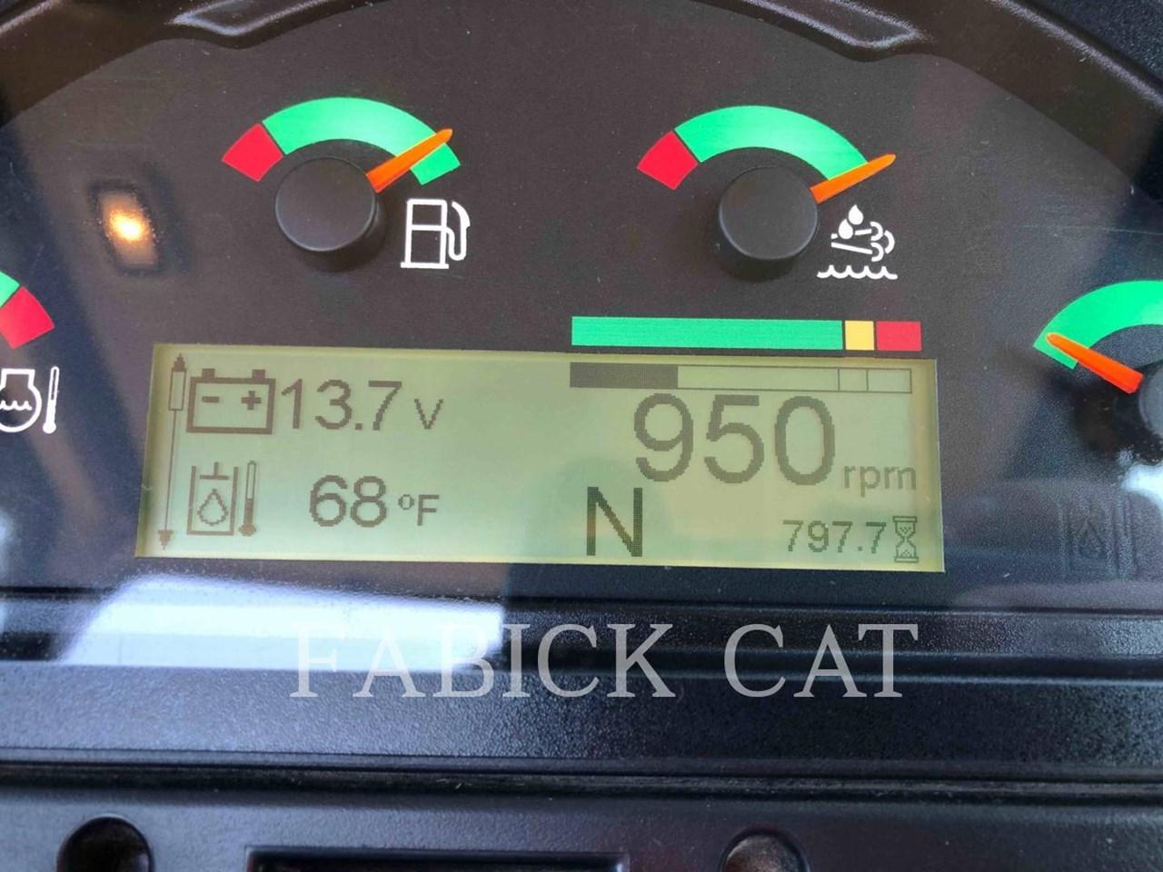 2015 Caterpillar 420F2ST Image 5