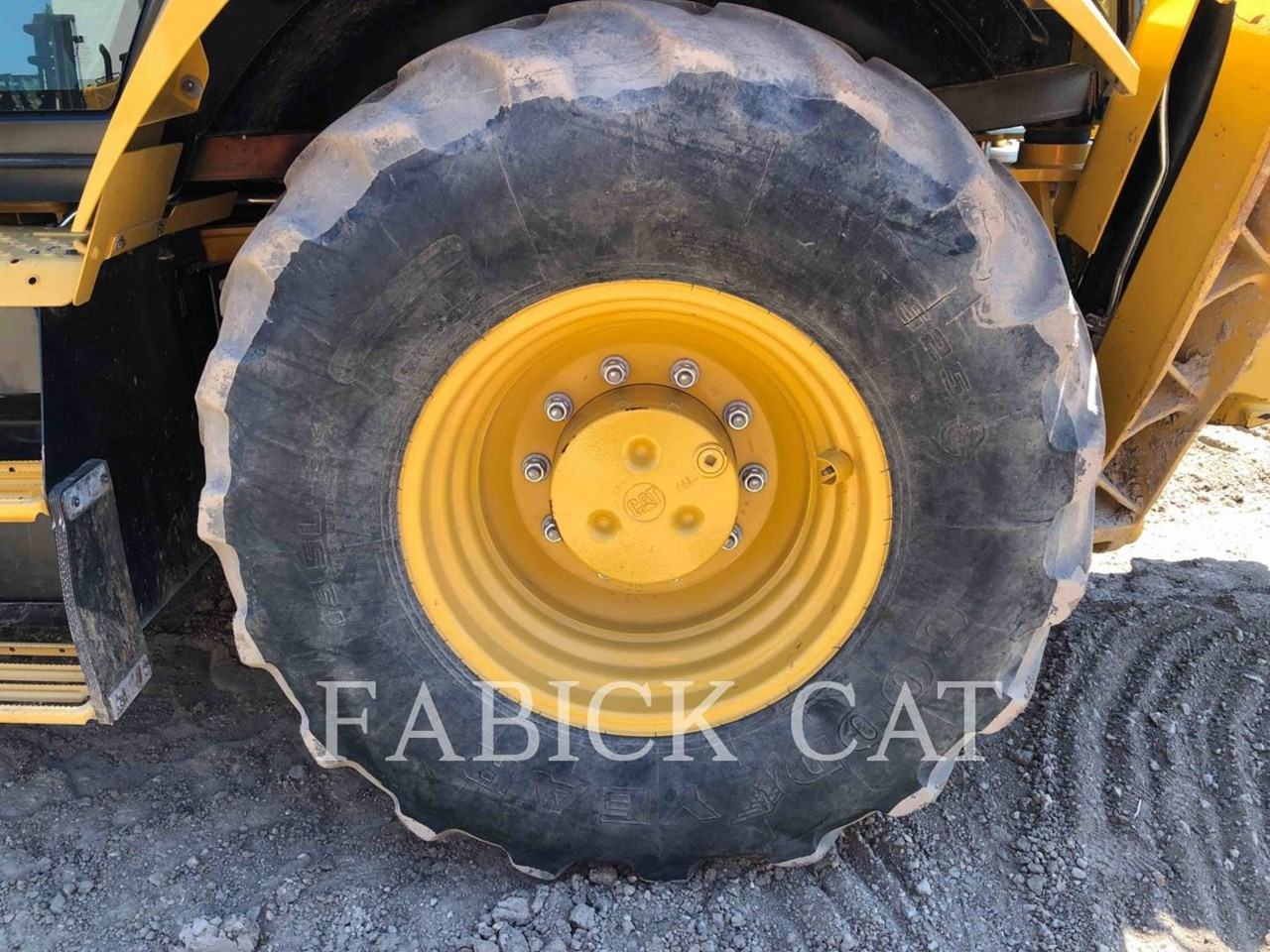 2015 Caterpillar 420F2ST Image 12