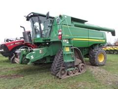 Combine For Sale 2010 John Deere 9870 STS
