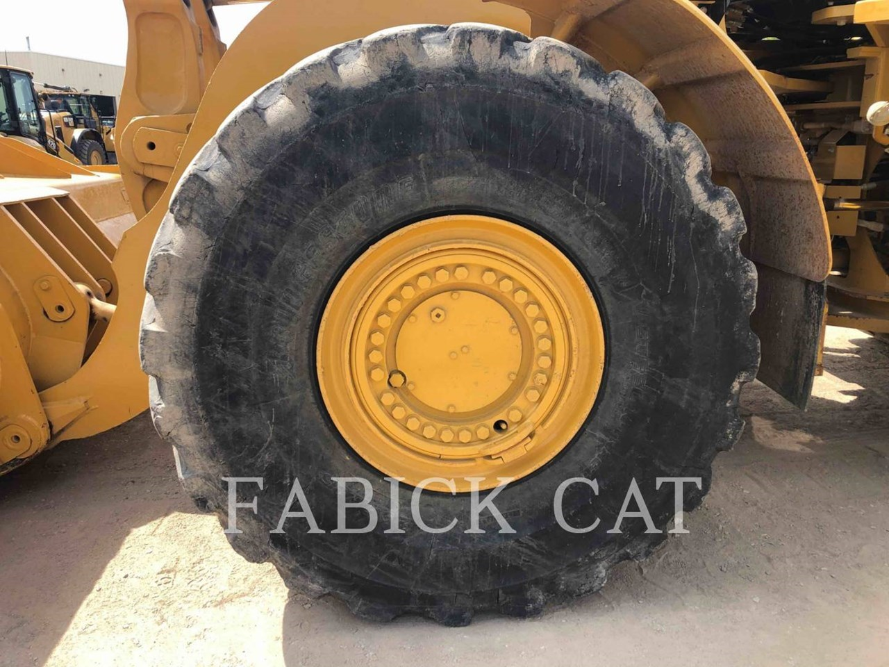 2012 Caterpillar 980K Image 13