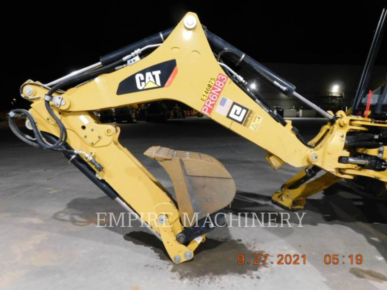 2019 Caterpillar 415F2 4EOP Image 10