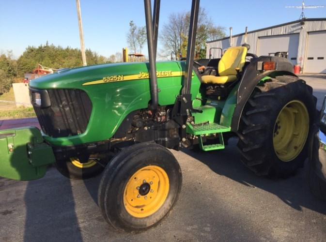 2007 John Deere 5325N Tractor For Sale