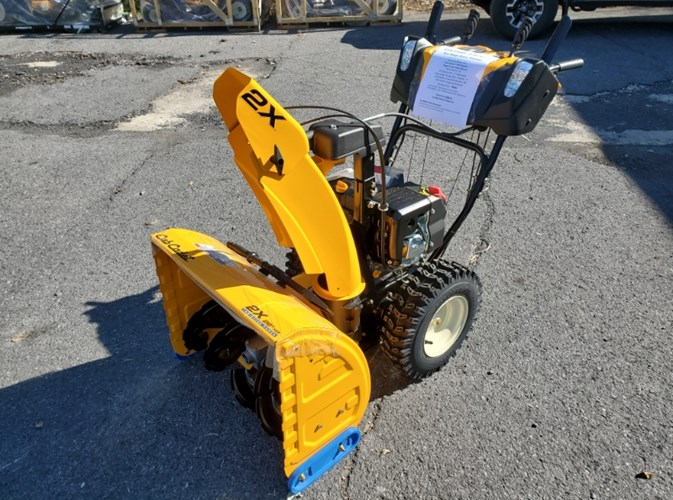 Cub Cadet 2x26 Snow Blower For Sale