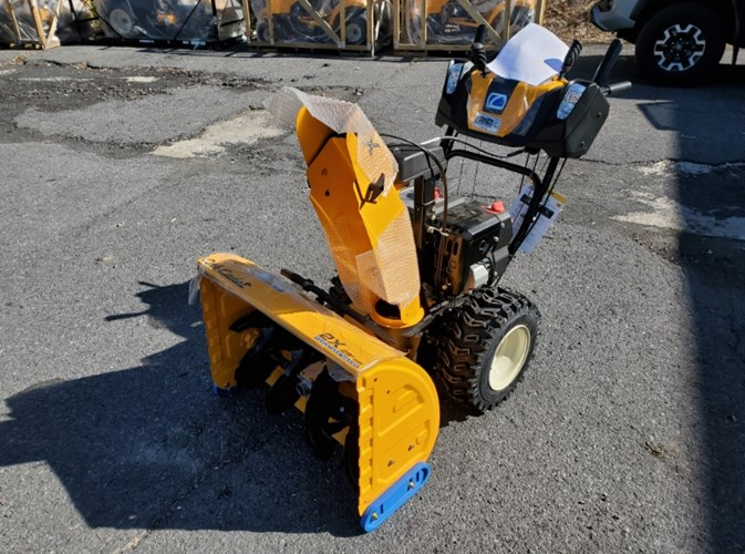 2019 Cub Cadet 2x28 Snow Blower For Sale