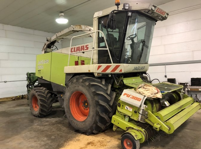 CLAAS 900SP Forage Harvester-Self Propelled For Sale