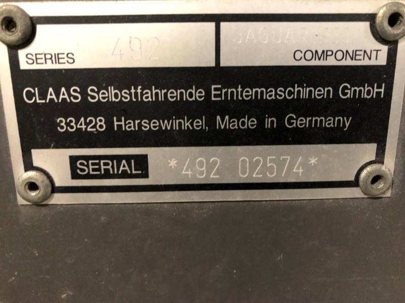 CLAAS 900SP Image 3