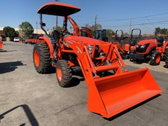 """Tractor For Sale 2021 Kubota Grand L5060 HST - 72"""" Bucket , 50 HP"""