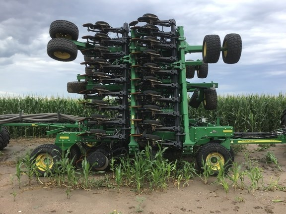2015 John Deere 1890 Air Drill For Sale
