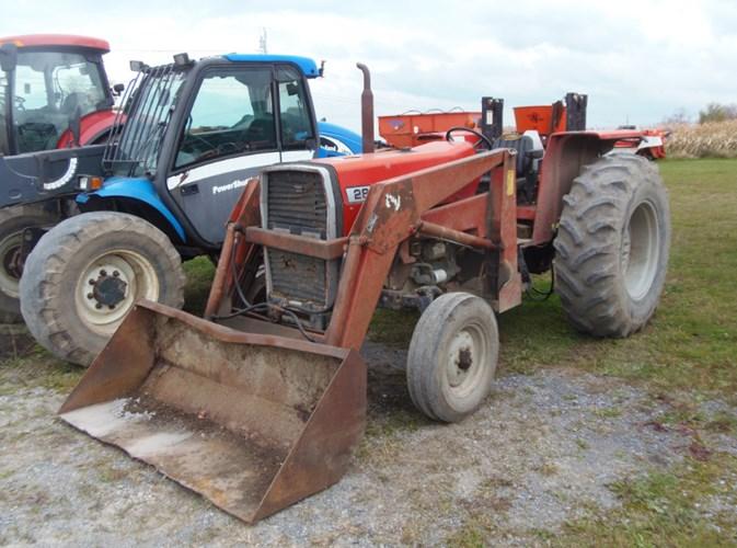Massey Ferguson 281XE Tractor For Sale