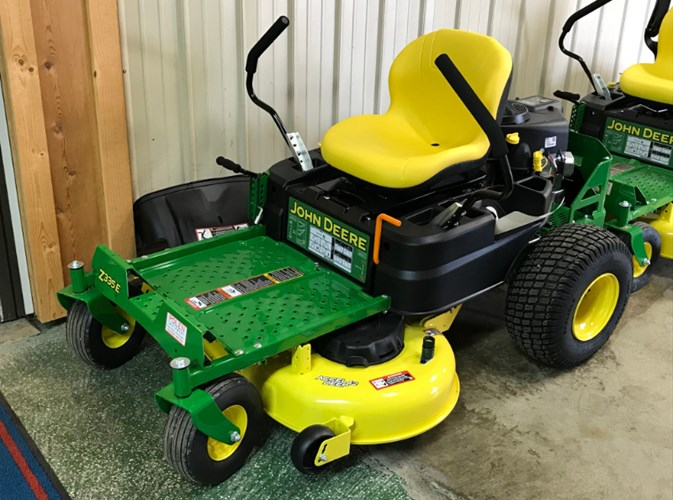 2020 John Deere Z335E Zero Turn Mower For Sale