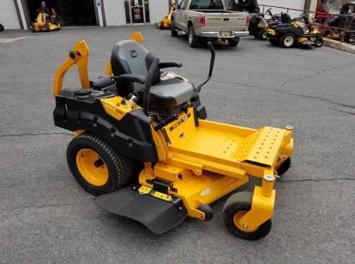 2018 Cub Cadet PRO Z 100 Zero Turn Mower For Sale