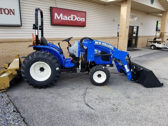 2019 New Holland WORKMASTER 40 Tractor For Sale