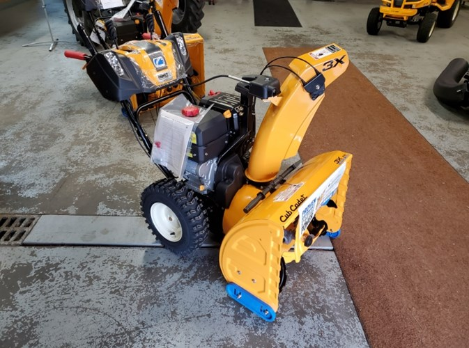 2019 Cub Cadet 3x26 Snow Blower For Sale