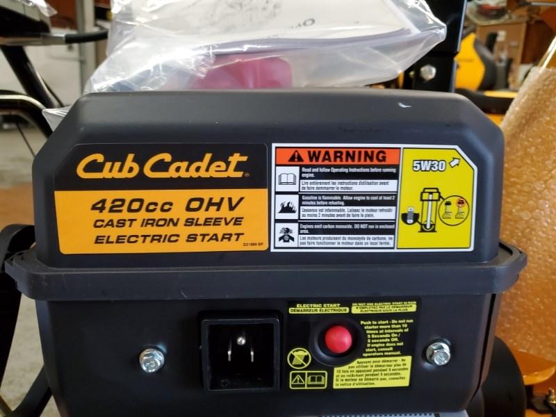 Cub Cadet 3x30 Image 10