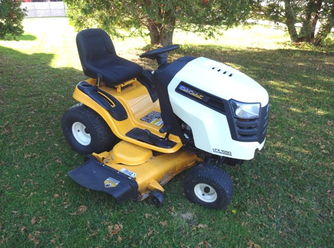 2009 Cub Cadet LTX1050 KW Riding Mower For Sale