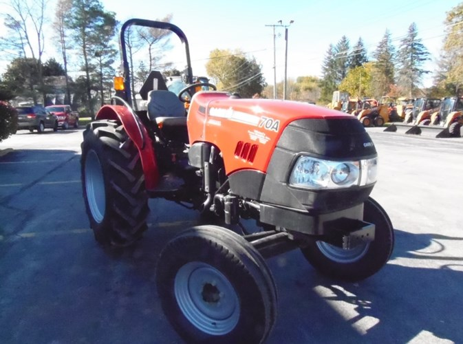 2018 Case IH 70A Tractor For Sale