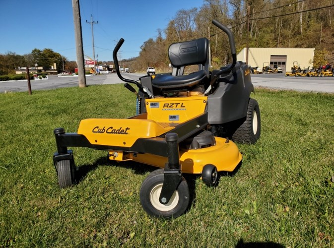 Cub Cadet RZT L Zero Turn Mower For Sale