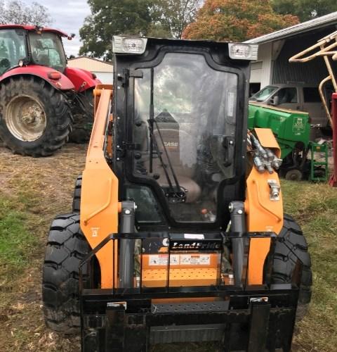 2013 Case SR250 Skid Steer For Sale
