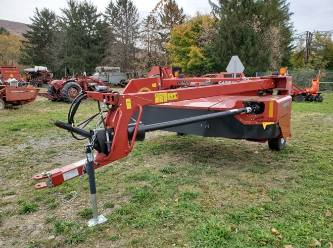 2019 Case IH DC92 Disc Mower For Sale