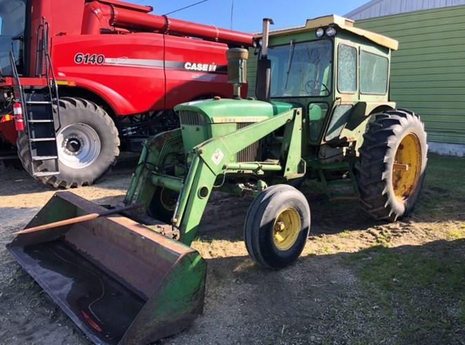 1968 John Deere 4020 Tractor For Sale