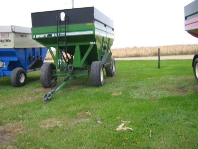 Brent 644 Gravity Box For Sale