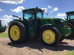 Tractor - Row Crop For Sale 2018 John Deere 6195R , 195 HP