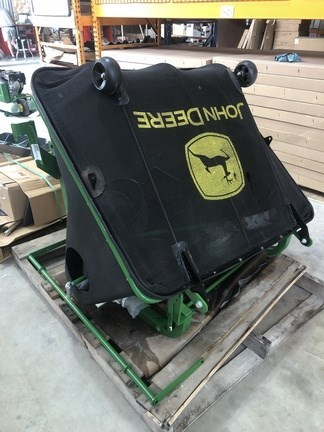 John Deere 997 Diesel Material Collection Hopper Attachments For Sale