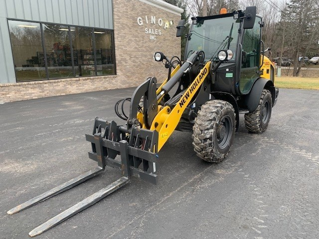 2018 New Holland W50C TC Wheel Loader For Sale