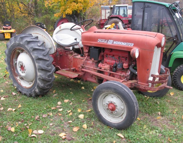 Ford 601 Tractor For Sale