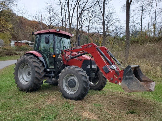 2008 Case IH JX95 Tractor For Sale