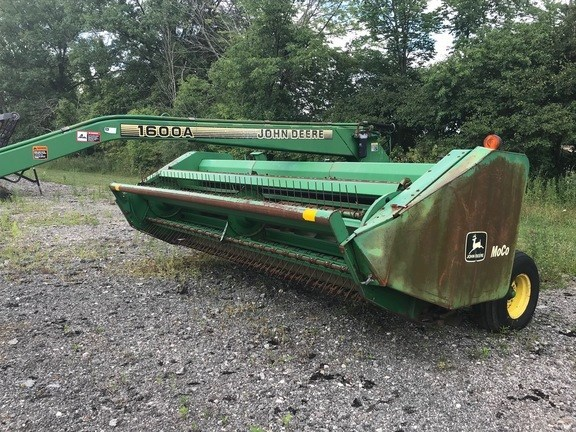 1995 John Deere 1600A Mower Conditioner For Sale