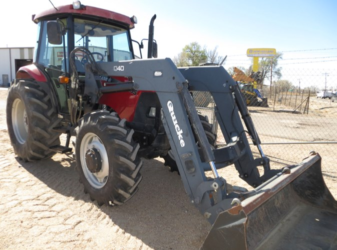 2006 Case IH JX95 Tractor For Sale