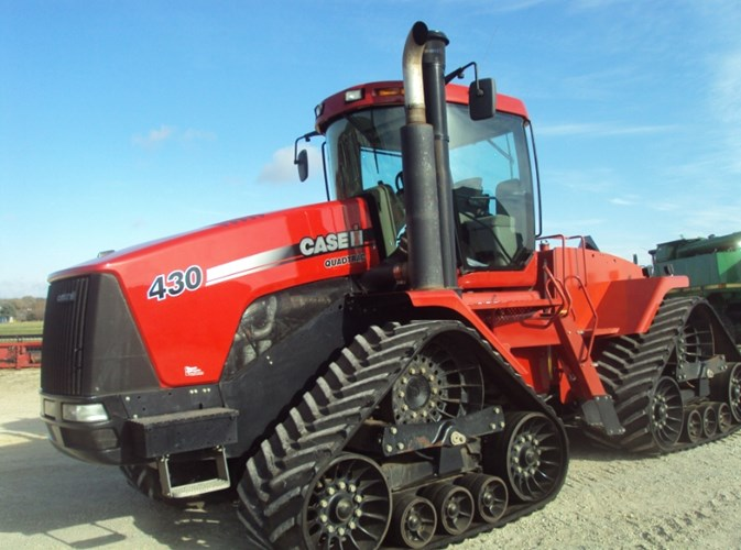 2007 Case IH 430Q Tractor For Sale