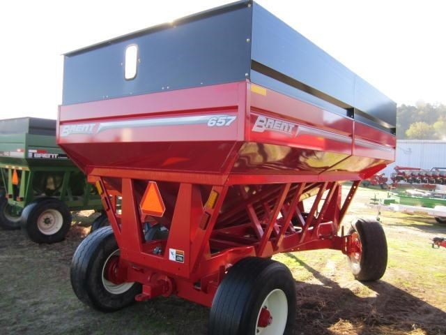 2014 Brent GT657-RED-650 Gravity Box For Sale