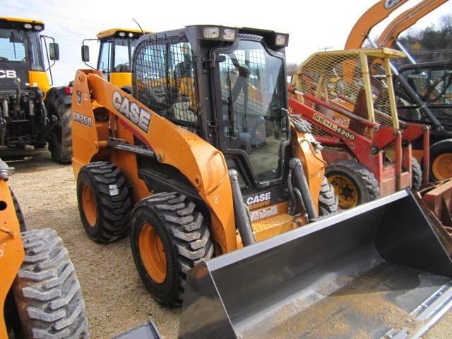 2012 Case SR250 Skid Steer For Sale