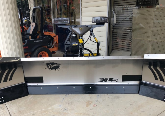 Fisher XLS Snow Plow Snow Equipment For Sale