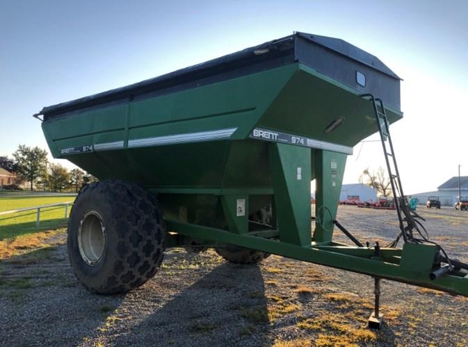 Brent 974 Grain Cart For Sale