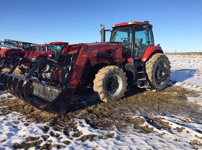 2009 Case IH MAGNUM 210 Tractor For Sale