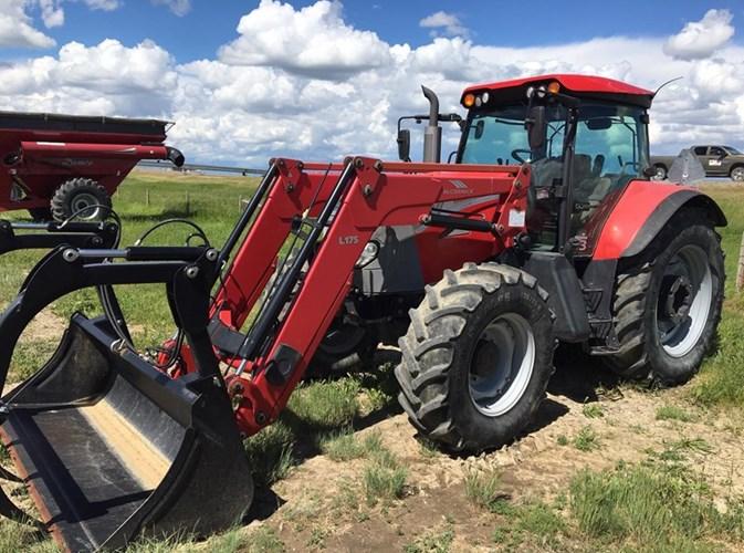 2009 McCormick XTX145 Tractor For Sale
