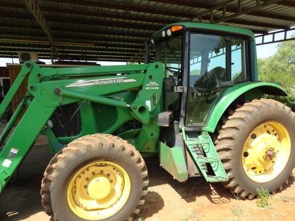 2003 John Deere 7520 Tractor For Sale