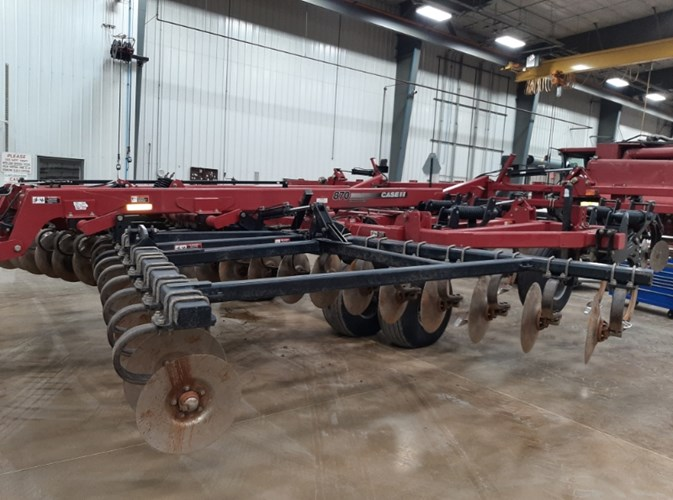 2013 Case IH 870 Disk Ripper For Sale