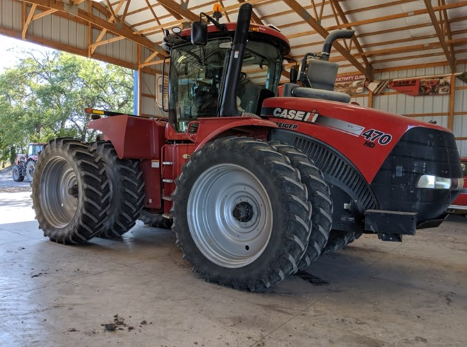2014 Case IH STEIGER 470 Tractor For Sale