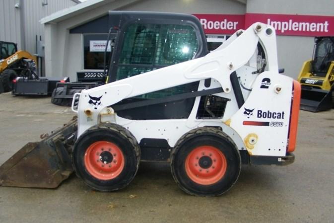 2013 Bobcat S570 Skid Steer For Sale